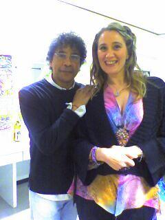 Avec Laurent Voulzy