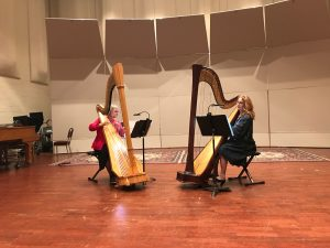 Concert Duo Transatlantique St Mary's of Maryland College 10 nov 2017